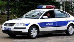 Opilý Moskvan najel do lidí na zastávce: sedm mrtvých
